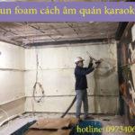 cách âm karaoke