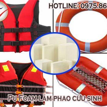Pu Foam phao cứu sinh