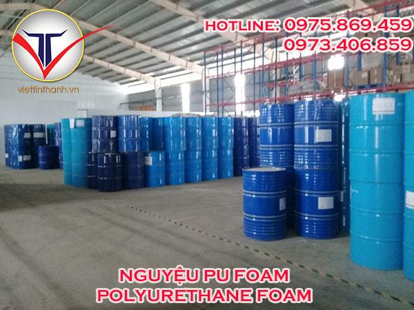 Nguyên liệu Polyurethane Foam