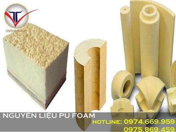 Nguyên liệu Pu Foam dạng lỏng