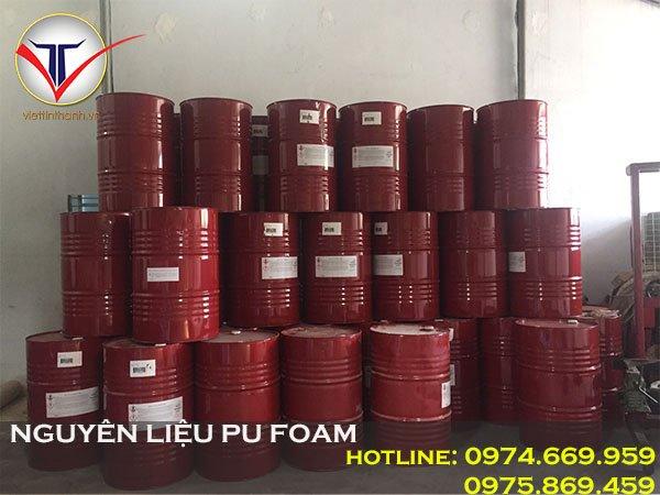 Nguyên liệu Pu Foam