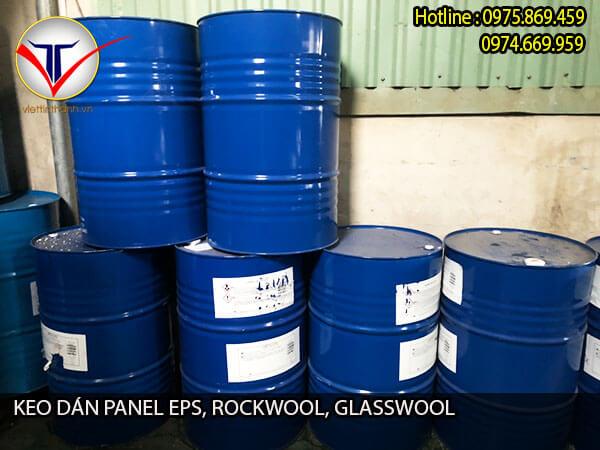 Keo dán panel eps, Rockwool, glasswool